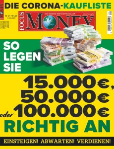 Focus Money – 13 Mai 2020