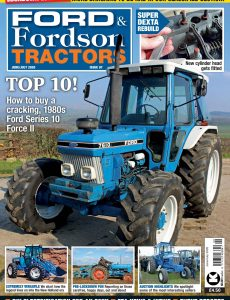 Ford & Fordson Tractors – Issue 97 – June-July 2020