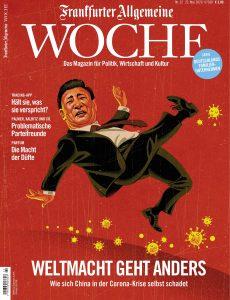 Frankfurter Allgemeine Woche Nr 22 – 22 Mai 2020