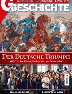 G Geschichte Germany – Juni 2020