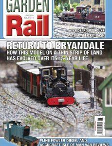 Garden Rail – Issue 310 – June 2020