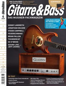 Gitarre & Bass – Mai 2020