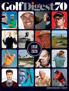 Golf Digest USA – July 2020