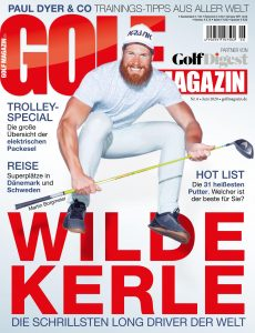 Golf Magazin – Juni 2020