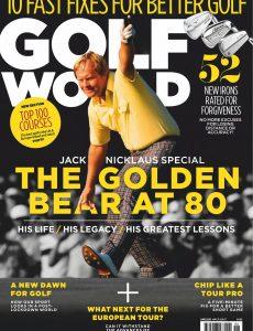 Golf World UK – June 2020