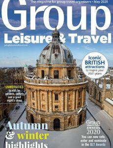 Group Leisure & Travel – May 2020