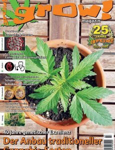 Grow! Magazin – Mai-Juni 2020