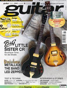 Guitar Germany – Juni 2020