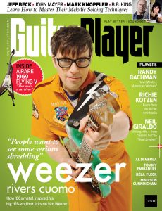 Guitar Player – June 2020