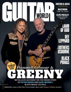 Guitar World – July 2020