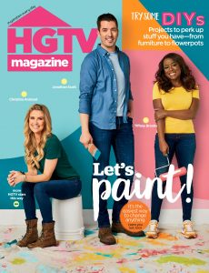 HGTV Magazine – June 2020