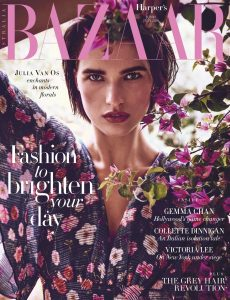 Harper's Bazaar Australia – June-July 2020