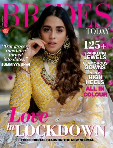 Harper's Bazaar Bride – April-May 2020