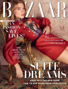 Harper's Bazaar Singapore – May 2020