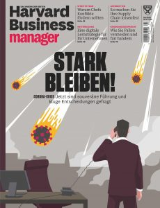 Harvard Business Manager – April 2020