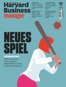 Harvard Business Manager – Juni 2020