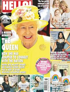 Hello! Magazine UK – 01 June 2020