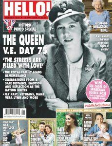 Hello! Magazine UK – 18 May 2020