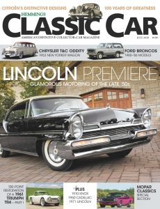 Hemmings Classic Car – July 2020