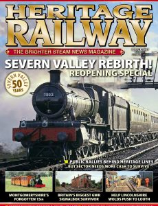 Heritage Railway – Issue 267 – 15 May 2020