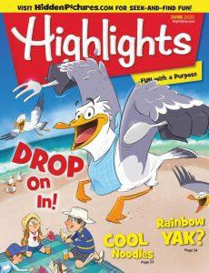 Highlights for Children – June 2020
