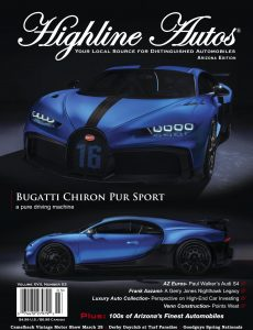 Highline Autos – Volume XVII, Number 03 2020