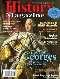 History Magazine – August-September 2019
