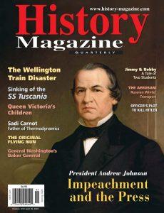History Magazine – Spring 2020