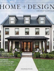 Home + Design Greater Nashville – Spring 2020