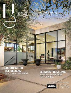 Homes & Estates Luxury Living Worldwide – No 1 2020