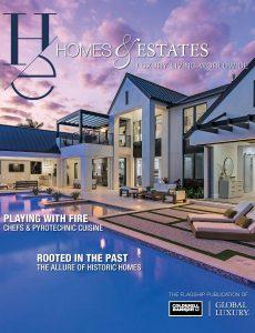 Homes & Estates Luxury Living Worldwide – No 2 2020