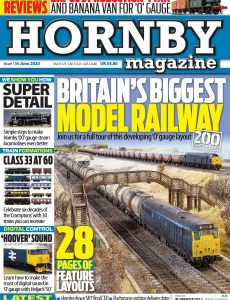 Hornby Magazine – Issue 156 – June 2020