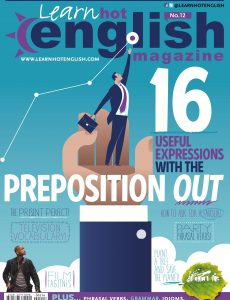 Hot English Magazine #216 (12) • May-June 2020