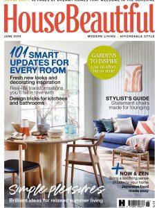 House Beautiful UK – June 2020