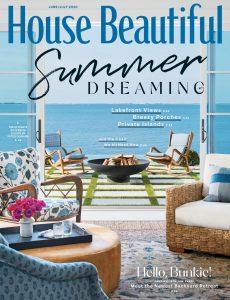 House Beautiful USA – June-July 2020