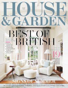 House & Garden UK – June 2020