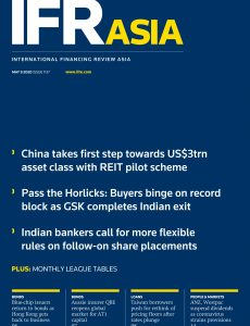 IFR Asia – May 09, 2020