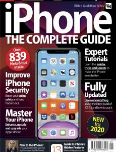 IPhone The Complete Guide – Volume 29, 2020