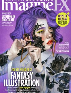ImagineFX – Issue 188, July 2020