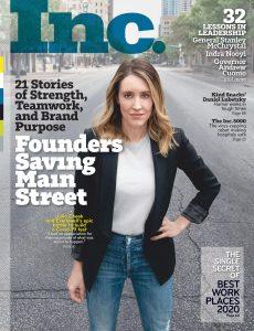 Inc  Magazine – May 2020