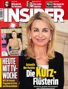 Insider – 20 Mai 2020