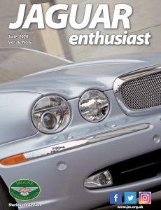 Jaguar Enthusiast – June 2020
