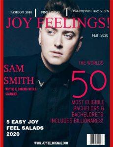 Joy Feelings – February 2020