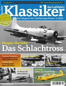 Klassiker der Luftfahrt – Nr 5 2020