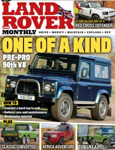 Land Rover Monthly – July 2020