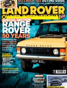 Land Rover Owner – June 2020