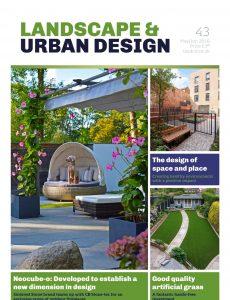 Landscape & Urban Design – May-June 2020