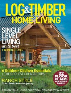 Log Home Living – June 2020