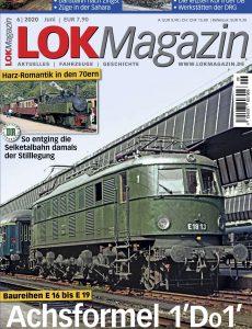 Lok Magazin – Juni 2020