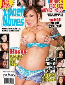 Lonely Wives – Volume 61 – June 2013